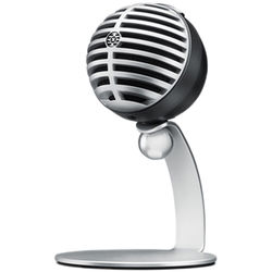 Shure MOTIV MV5 - Digital Condenser Microphone (Gray)