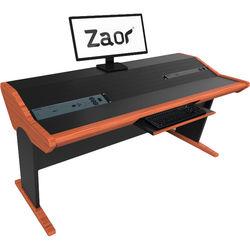 Zaor Onda Mack - Mastering and Mixing Desk (18 RU, Cherry)