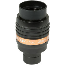 """Celestron Ultima Duo 21mm Eyepiece with T-Adapter Thread (1.25"""" and 2"""")"""