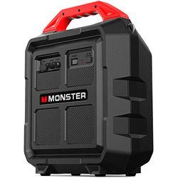 Monster Rockin' Rambler Portable Wireless Speaker (Red/Black)