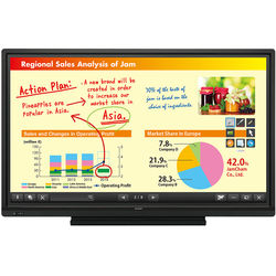 Sharp PN-L703BPKG3 AQUOS Board Display Package