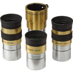 Coronado CEMAX Solar Eyepiece Set with Case