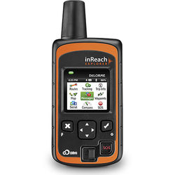 DeLorme inReach Explorer Satellite Communicator With Navigation