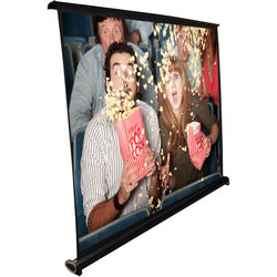 """Pyle Pro Pull-Up Projector Screen (40"""")"""