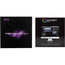 Avid Media Composer 8 & FilmLight Baselight Editions Kit