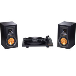 Klipsch R-15PM Stereo Speakers & Pro-Ject Primary Turntable Pack