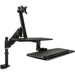 Mount-It! MI-7901 Sit-Stand Desk Mount for Single Monitors
