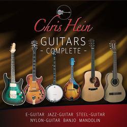 Best Service Chris Hein Guitars - Virtual Instrument (Download)