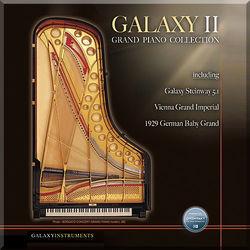 Best Service Galaxy II Pianos - Virtual Instrument (Download)