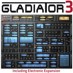 TONE2 Tone2 Gladiator 2 Expanded - Virtual Instrument (Download)