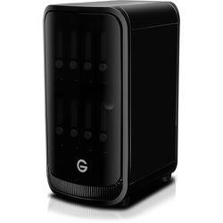 G-Technology G-SPEED Studio XL 60TB 8-Bay Thunderbolt 2 RAID Array with Two ev Bay Adapters (6 x 10TB)