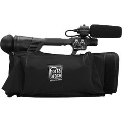 Porta Brace Camera Body Armor for Panasonic AG-DVX200 (Black)