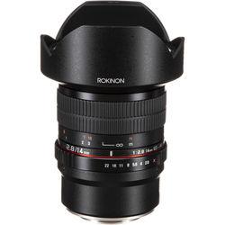 Rokinon 14mm f/2.8 ED AS IF UMC Lens for Fujifilm X Mount