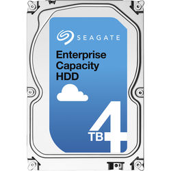 "Seagate 4 TB Constellation ES.3 Enterprise 3.5"" SATA Internal Hard Drive (OEM)"