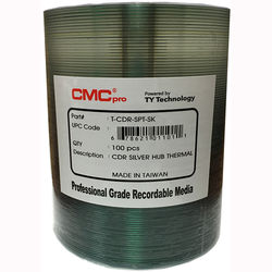 CMC Pro 700MB CD-R Everest 48x Discs (100-Pack)