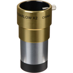 "Coronado CEMAX 2x Barlow Lens (1.25"")"