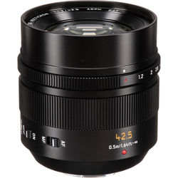 Panasonic LUMIX G Leica DG Nocticron 42.5mm f/1.2 ASPH Power OIS Lens