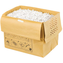 Swingline Recyclable Paper Shredder Bag for Stack-and-Shred 250X/300X/300M Auto-Feed Shredders (11 gal, 5-Pack)