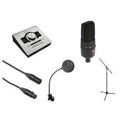 Universal Audio Universal Audio Apollo Twin SOLO - Songwriter Recording Kit