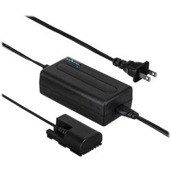 IndiPRO Tools AC Power Supply with LP-E6 Dummy Battery (8 ft)