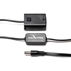 "IndiPRO Tools 2.5mm to Sony a7 Series Dummy Battery Cable (Regulated, 24"")"