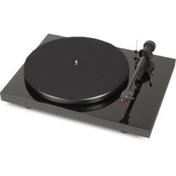 "Pro-Ject Audio Systems Debut Carbon DC Turntable with 8.6"" Carbon Fiber Tonearm (Black)"