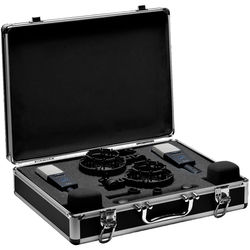 AKG C414 XLS ST Multi-Pattern Large-Diaphragm Condenser Microphone (Matched Pair Stereo Set)