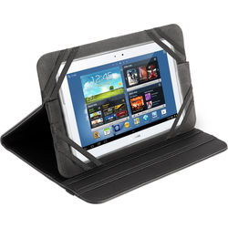 "Xuma Universal Tablet Case for 7 to 8"" Tablets (Black)"