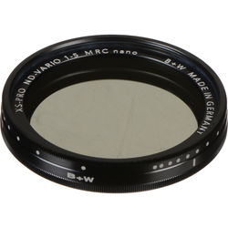 B+W 62mm XS-Pro Digital ND Vario MRC-Nano Filter