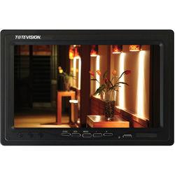 """Tote Vision 7"""" Flush-Mount LED Monitor (Black)"""