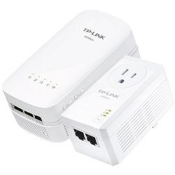 TP-Link TL-WPA4530KIT HomePlug-AV500 Powerline Dual-Band Wireless-AC750 Network Kit