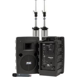 Anchor Audio Liberty Deluxe AIR Package with WH-8000 Wireless Handheld Mic