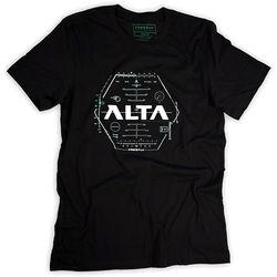 FREEFLY T-Shirt with Alta Hud Artwork (Medium)