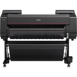 "Canon imagePROGRAF PRO-4000 44"" Professional Photographic Large-Format Inkjet Printer with Multifunction Roll System"