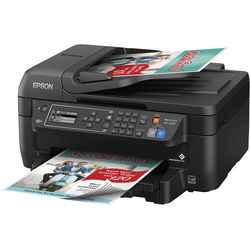Epson WorkForce WF-2750 All-in-One Inkjet Printer