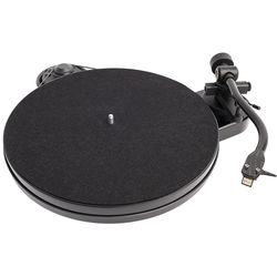 Pro-Ject Audio Systems RPM 1 Carbon Manual Turntable (Black)