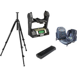 GigaPan EPIC Pro Robotic Camera Mount with Backpack, Battery, and Tripod Kit