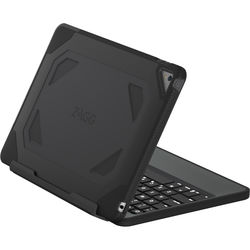 """ZAGG Rugged Book Keyboard and Case for 9.7"""" iPad Pro"""