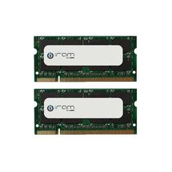 Mushkin 16GB iRAM DDR3L 1600 MHz SO-DIMM Memory Kit (2 x 8GB, Mac)