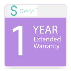Swivl 1-Year Warranty Extension for Swivl Robot