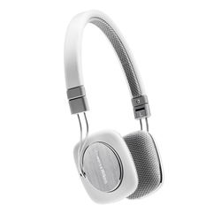 Bowers & Wilkins P3 Mobile & Portable Headphones with Remote & Mic (White)