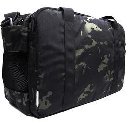 DSPTCH Gym/Work Bag (Black Camo)