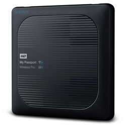 WD 3TB My Passport Wireless Pro USB 3.0 External Hard Drive