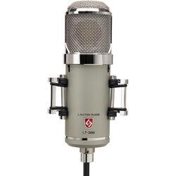 Lauten Audio Eden LT-386 Multi-Voicing Dual Large-Diaphragm Vacuum Tube Condenser Microphone