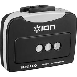 ION Audio Tape 2 Go Digital Conversion Cassette Player