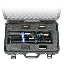 Cineo Lighting Matchbox 3-Point Lighting Travel Kit