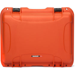 Nanuk 933 Protective Equipment Case (Orange)