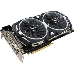 MSI GeForce GTX 1080 Armor 8G OC Graphics Card