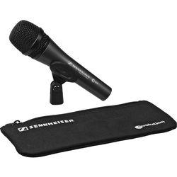 Sennheiser E835 - Cardioid Handheld Dynamic Microphone Kit