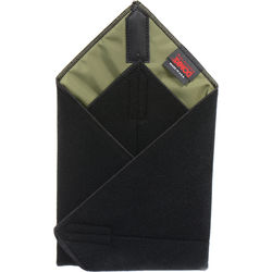 """Domke 19x19"""" Color Coded Protective Wrap (Black)"""